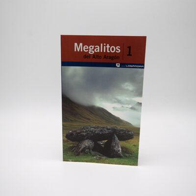 Foto Portada Libro Megalitos del Alto Aragón