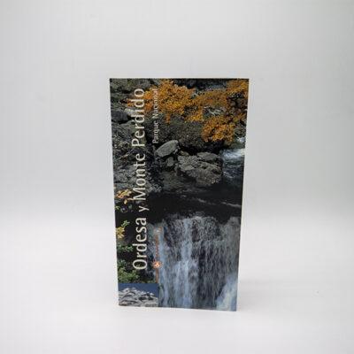 Foto portada Libro Ordesa - Monte Perdido