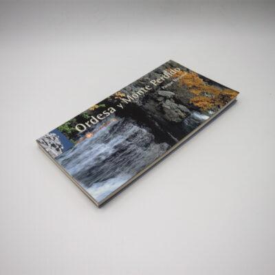 Foto suelopagina Libro Ordesa - Monte Perdido