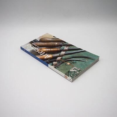 Foto Suelolomo libro Artesanía Aragón