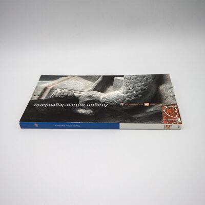 Foto lomo libro Aragón mítico - legendario