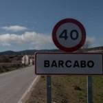 cartel nomenclátor Bárcabo