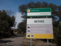 cartel nomenclátor Betorz